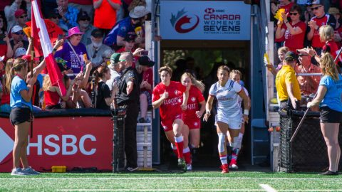 Women's rugby 7s team primed to play on home turf