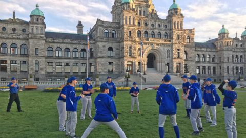 Senior level Victoria Little League back after two decades