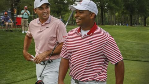 Gretna high school golfer recounts playing in Wells Fargo pro-am with Jason Day: 'I was shocked'