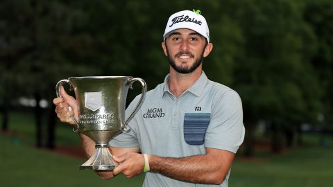 Wells Fargo Championship payout: Homa hauls in more than $1.4 million
