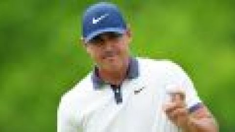 Strong start for Koepka in Dallas