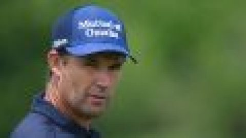 Harrington issues Ryder Cup warning