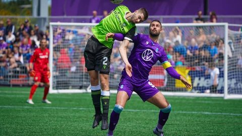 Pacific FC falters in a rematch against Wanderers