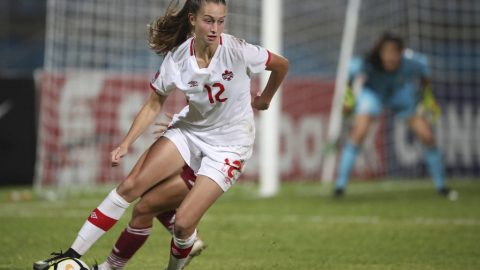 B.C.'s Jordyn Huitema about to live out childhood dream by playing at World Cup