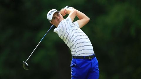 Thomas hopes to shake off rust on Canadian debut
