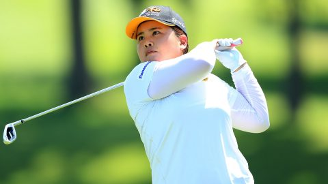I. Park (62) takes first-round lead at the Walmart NW Arkansas Championship