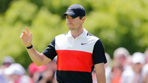 McIlroy (64) grabs share of lead entering final round of Canadian Open