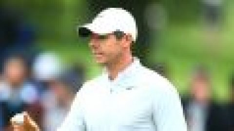 McIlroy 'should have gone lower'