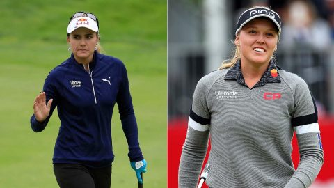 Lexi, Henderson roll into Women's PGA with eye on No. 1