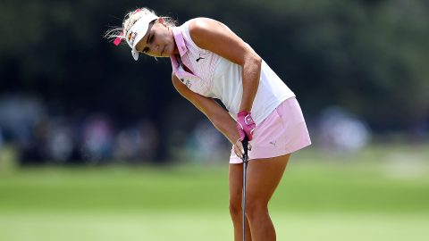 Lexi one back at U.S. Women's Open with new claw grip