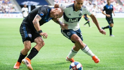 Earthquakes hand reeling Vancouver Whitecaps fifth-straight loss
