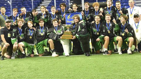 Greater Victoria lacrosse teams capture gold at provincial championships