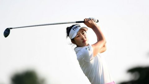 Park maintains share of lead at Thornberry Creek Classic
