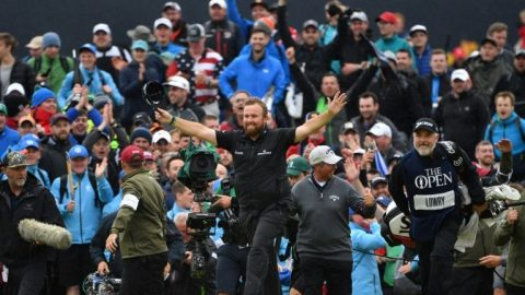 Ten years since amateur triumph, Lowry's comes full circle on Irish soil