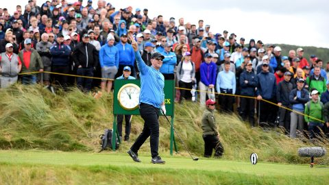 Duval makes nonuple-bogey 14, shoots 91 at The Open