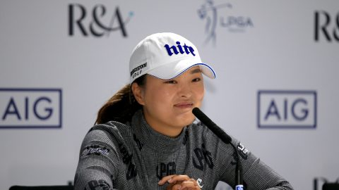 J.Y. Ko eyeing third major this year and second in as many weeks