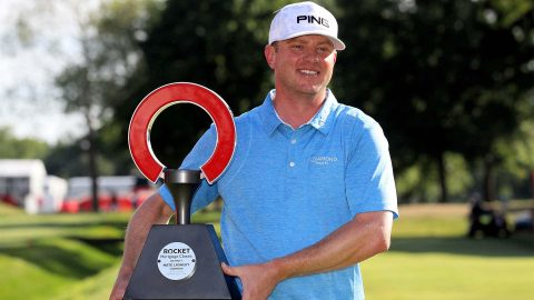 Lashley on cusp of OWGR top 100 after Rocket Mortgage win