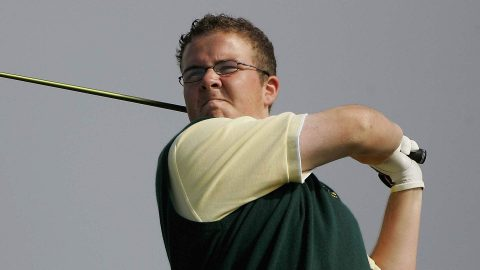 Cowen called it: 'Little fat lad with the glasses' grabs claret jug