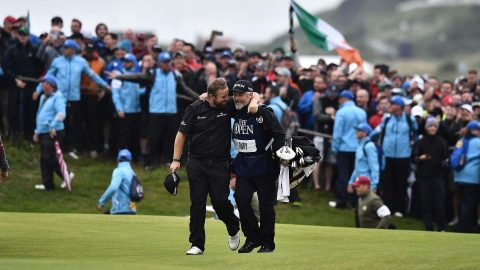 More than an Open: Fractured Northern Ireland brought together by Lowry's triumph