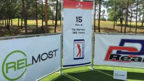 You're going to need a bigger driver: Meet the 783-yard, Par 6