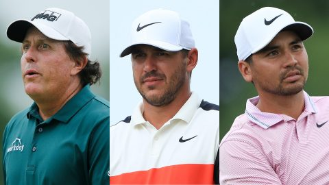 'Struggling' Mickelson exits 3M Open early; Koepka, Day saved by late triple