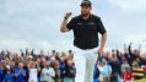Lowry's rise to major champion