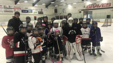 New female hockey teams fill a need