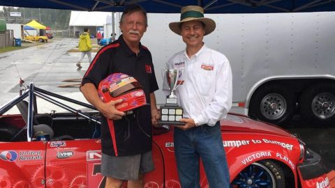 Saanich driver races to Chairman's Trophy in Mission