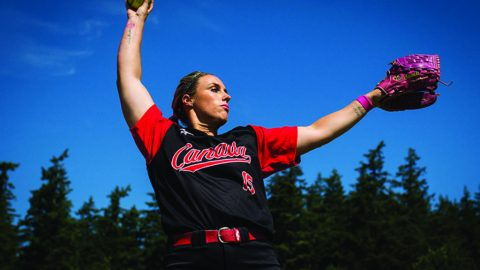 Securing Olympic spot the latest test for Canadian softball squad at B.C. tournament