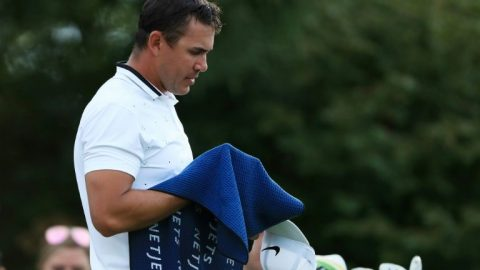 Late birdie lifts Koepka to Tour Championship lead