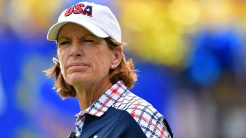 Inkster can't sleep at night, wishes she had more picks for U.S. Solheim Cup team
