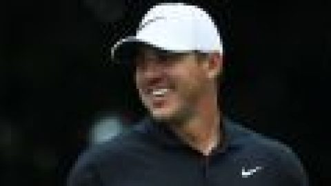Koepka crowned Player of the Year