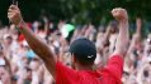 Flashback: Tiger's Tour Championship win