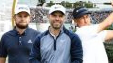 Ryder Cup trio commit to BMW PGA