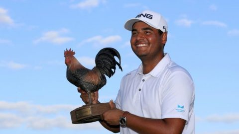 Colombia's Munoz pulls out playoff win at Sanderson Farms event