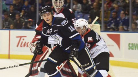 Strong home opener for Victoria Royals with win against Prince George Cougars