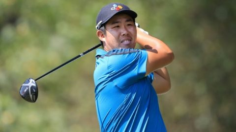 South Korea's An keeps lead after Sanderson Farms second round