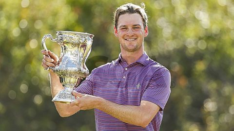 Aussie Michel rallies for U.S. Mid-Am title, Masters berth