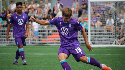 Pacific FC gear up for Coastal Clash against the Halifax Wanderers