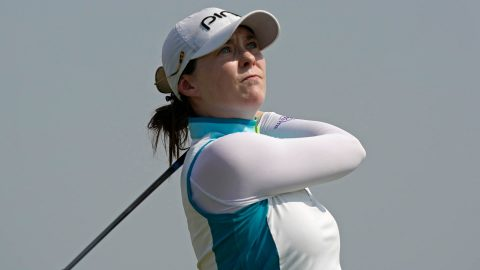 Altomare (66) vaults into three-way tie for lead at Volunteers of America Classic