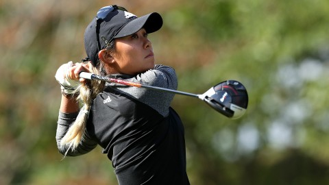 Kang fires second straight 67 to take lead at BMW Ladies Championship