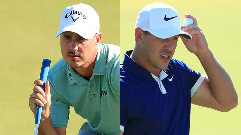 Tale of two Koepkas: One makes Shriners Open cut, and it's not Brooks