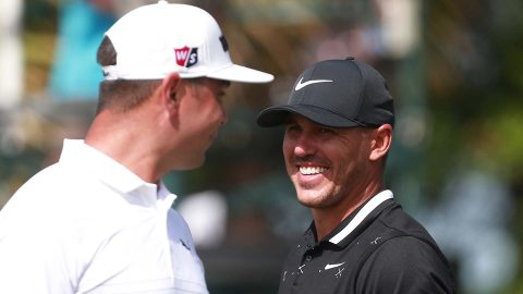 Shriners Open featured groups: Koepka with Woodland, Scott
