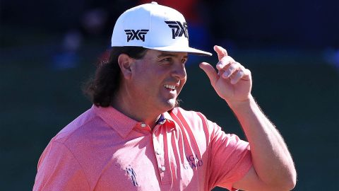 Perez (62) comfortable in Vegas, leaning on old swing