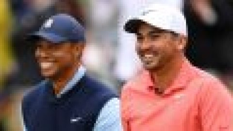 Day beats Woods, Rory in Japan Skins