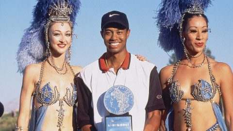 This day in history: The world was introduced to Tiger Woods … twice