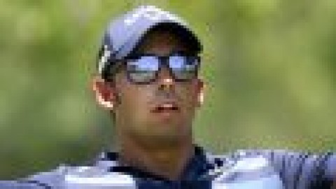 Larrazabal three clear in South Africa
