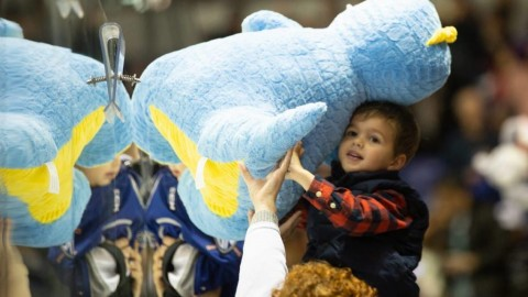 Royals start three-game home stand tonight, end with teddy toss
