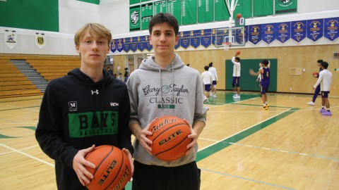 Bays basketball warming up with holiday tournaments
