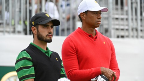 Tiger on Ancer's wish to play him: 'Abe wanted it, he got it'